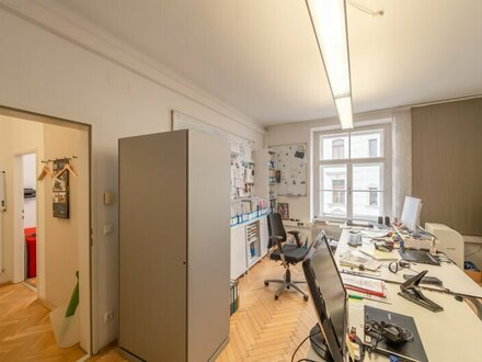 ++NEU** Nettes 2-Zimmer ALTBAUbüro in absoluter BESTLAGE! unbefristet!