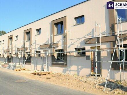 Kurz vor Fertigstellung: 5-Zimmer + Ruhelage + Garten + Loggia + perfekte Raumaufteilung + Ziegelmassiv!