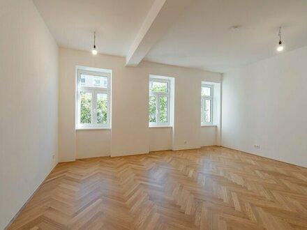 ++NEU++ großzügiger 1-Zimmer Altbau-ERSTBEZUG mit Balkon, Apartmentvermietung erlaubt!