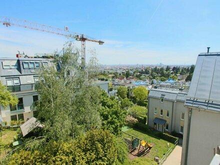 3-Zimmer DG Wohnung in herrlicher Ruhelage am Wilhelminenberg mit Terrasse!