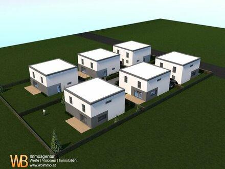 NEU errichtete Einfamilienhäuser! Haus 2 mit ca. 151 m² Wohnfläche, Jetzt schon vormerken lassen!!
