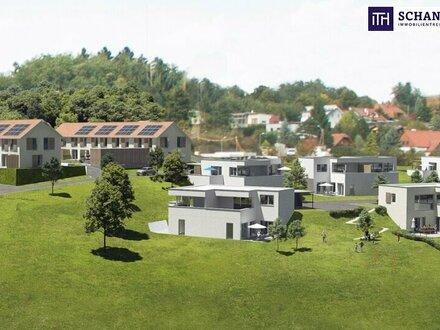 FAMILIENHIT! LEISTBARE Haushälfte mit INTELLIGENT geplantem Grundriss + GARTEN in Sackgassenlage!