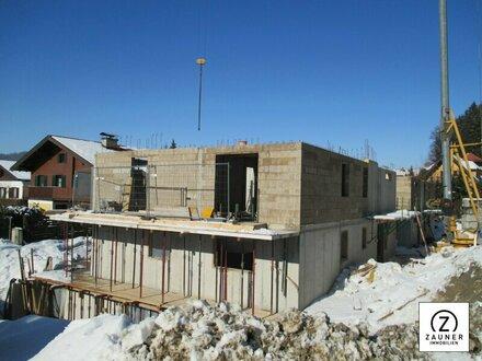 Hallwang-Mayrwies: 3-Zi.-Wohnung mit 2 Balkone - Fertigstellung: Herbst 2019