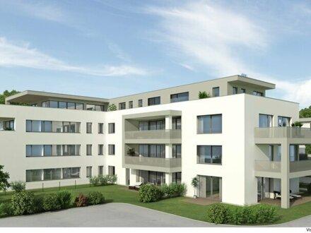 Nonntal: Exklusive 3-Zimmer-Wohnung in Ruhelage mit großer Terrasse!