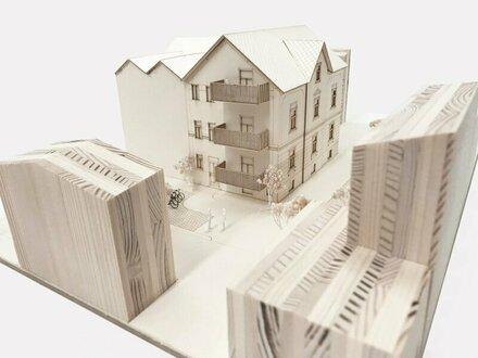 Baugenehmigtes Haus mit 3 Wohneinheiten