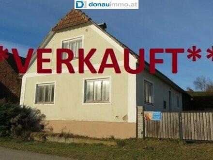 3533 Wolfsberg bei Zwettl: Landhäuschen für Naturliebhaber zum Sanieren