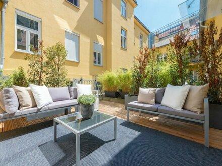 moderne Hietzinger Eigentumswohnung mit Terrasse