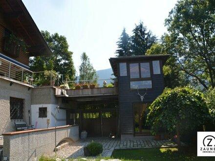 Wagrain: Ein- bzw. Mehrfamilienhaus in sonniger Lage mit herrlichem Panoramablick