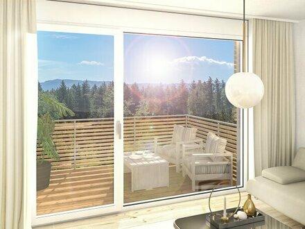 Sonnige DG-Wohnung mit Balkon