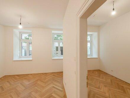++NEU++ 2-Zimmer Altbau-ERSTBEZUG, komplett saniertes Haus!
