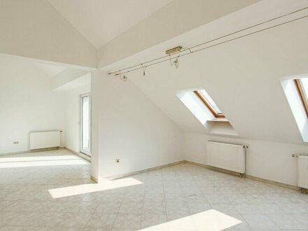 extravagante Wohnung mit Terrasse!