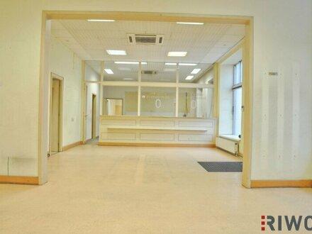 Labor / Gemeinschaftspraxis! Große Räume! Auch für Sport! Ca. 550m² nähe Floridsdorfer Spitz