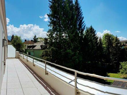 Großzügige 2 Zimmer Erstbezugs-Wohnung mit Sonnen-Terrasse in der Riedenburg!