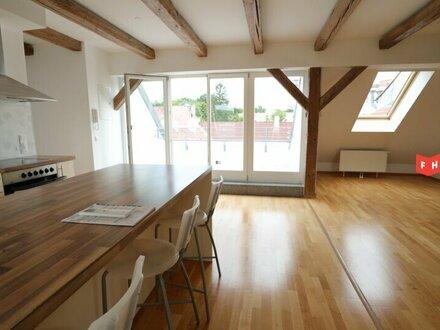 Dachterrassenwohnung in zentraler Ruhelage mit Garagenmöglichkeit