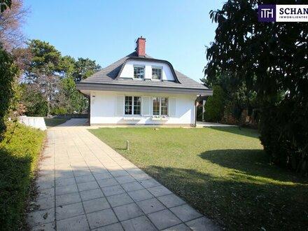 BENEIDENSWERT! Modernes Haus mit Sauna, Hallenbad und Bibliothek - hier wird Ihnen jeder Wunsch erfüllt!