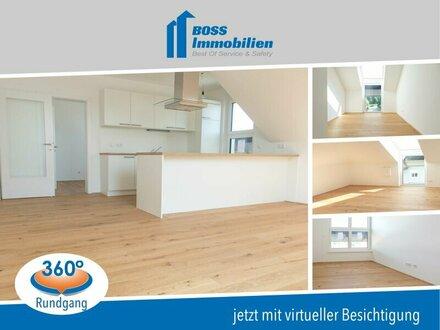ERSTBEZUG! Anspruchsvolle Dachwohnung mit Stil! Top B08