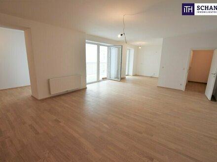 FAMILIENHIT! Balkon + perfekte Raumaufteilung + Garagenplatz-Möglichkeit!