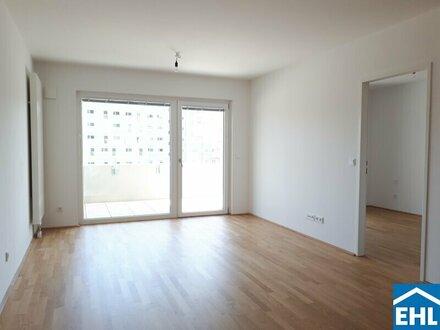 Seestadt Aspern - SeeSee Home - 2 Zimmerwohnung mit Freifläche