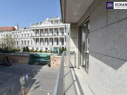 BESTLAGE IM ERSTEN! Elegant Wohnen mit Concierge Service und herrlichem Blick auf das Palais Coburg!
