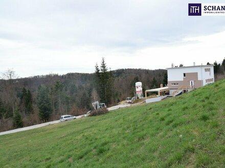 ENDLICH GEFUNDEN: TRAUM-Grundstück in bestechender Lage in 8075 Hart bei Graz - Ganztags-Sonne garantiert!