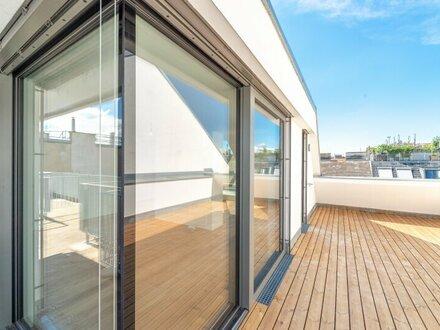 ++NEU++ Exklusive DG-Maisonette, 3-Zimmer ERSTBEZUG, tolle Dachterrasse!!