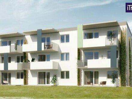 Familienfreundliches Wohnen in Premstätten! Sonnige 4-Zi Wohnung + Eigengarten!