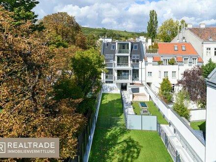 WINZENZ - Exklusive Dachgeschosswohnung mit einer traumhaften Terrasse mit Blick auf die Weinberge (Erstbezug)