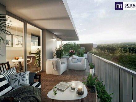 Top Lage - Top Preis! Wunderschöne Neubauwohnung mit 3Zi und großem Balkon!