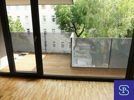 Exklusiver 70m² Neubau mit Einbauküche u. Balkon!