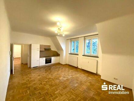 2-Zimmer Wohnung in sehr guter Lage direkt im Zentrum