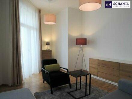ITH: GENIAL! ERSTBEZUG! Eigentumswohnung in bester Innenstadtlage! Voll Möbliert + Loggia + Ideale Raumaufteilung!