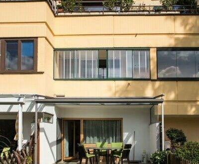 Schöne 3 Zimmer-Maisonettewohnung mit Garten in Neu Anif zu verkaufen