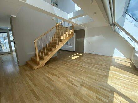 Traumhafte 3-Zimmer Etagenwohnung im DG mit 2 Terrassen mitten in 1010 Wien unbefristet - ZU VERMIETEN!
