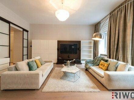 Exklusive Stadtwohnung in bester Wohnlage|Werdertorgasse|Vollmöblierte Designerwohnung
