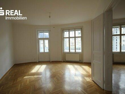 3/4-Zimmer-Altbauwohnung Nähe Kiesel