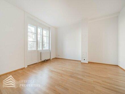 Erstklassiges Büro mit 4-Zimmern und Balkon, neben Bahnhof Floridsdorf