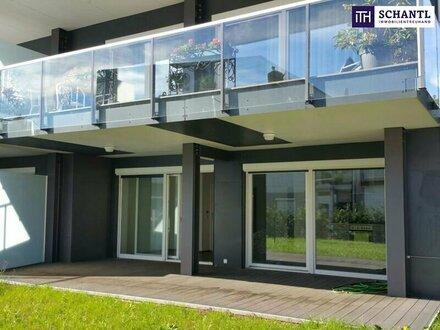 ITH Grandiose Gartenwohnung in Geidorf! + Terrasse