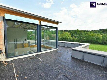 Grün Grün Grün wohin das Auge reicht! High End Doppel-Villa in ruhiger Bestlage + Wohnträume im schönen Wienerwald! Provisionsfrei!