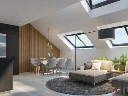 Linzerstrasse47|Dachterrassenwohnungen in Alt-Penzing mit Prachtblick auf die Gloriette