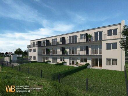 Moderne Gartenwohung mit 3 Zimmer in Deutsch Wagram! Exklusives NEUBAUPROJEKT mit 15 Wohneinheiten in Entstehung!