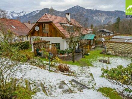 Gemütliches Einfamilienhaus in Waldrandlage von Bad Ischl!