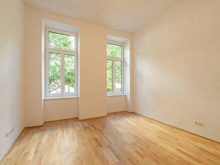 ++PROVISIONSRABATT++ TOP-sanierte 1-Zimmer ALTBAUwohnung mit Fußbodenheizung, Hofruhelage!