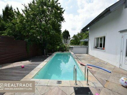 Gründerzeit Villa mit Pool & Spa-Bereich auf 1000 m²-Grund