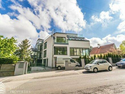 3-Zimmer Dachgeschosswohnung mit Terrasse in Döbling
