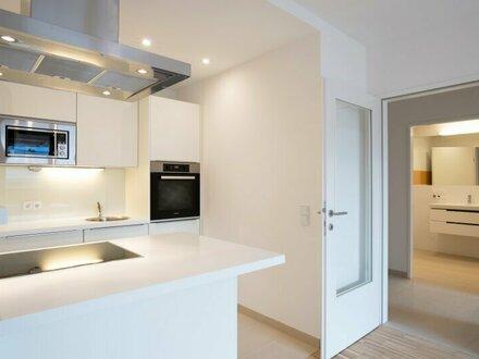 PROVISIONSFREI! NEUE UND MODERNE ERSTBEZUGSWOHNUNG! 2-ZIMMER MIT BALKON! Tolle Küche inklusive und Fußbodenkühlung!