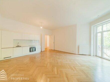 """4-Zimmer Erstbezugwohnung mit Balkon Nähe """"Rudolfinerhaus"""""""