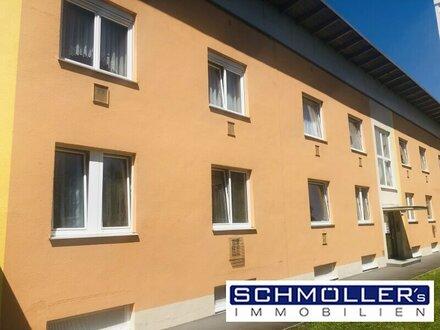 Jungfamilienhit! Gemütliche 3-Zimmer Wohnung mit kleiner Loggia in ruhiger Siedlungslage!
