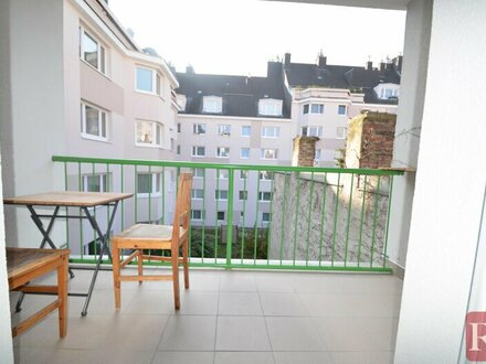 Ruhige 2-Zimmer-Wohnung mit Loggia - zur Vermietung