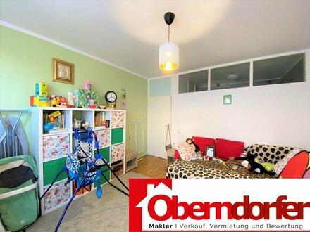 POTENZIAL | Zwei-Zimmer-Wohnung mit Garagenbox | SCHALLMOOS