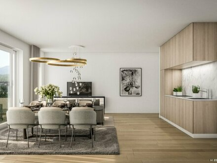 Top 8 - Villa Stoanlbrunn - Single-Wohnung mit großzügigem Balkon